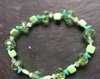 green color bracelet
