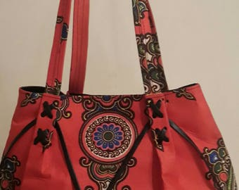 Ankara Print Hand Bag