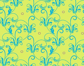 Quilting Treasures - by Junebee Designs for Ink & Arrow fabrics -  Hayden - Dragonfly - 26306 H - Sold by the Yard