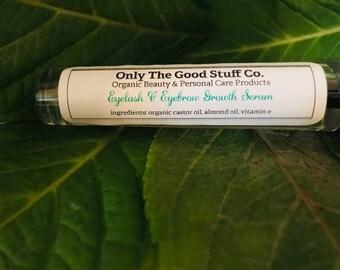 Eyebrow & Eyelash Growth Serum