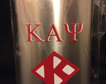 Kappa Alpha Psi Flask