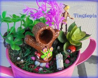 Fairy Mail Box Fairy Garden Terrarium Accessory