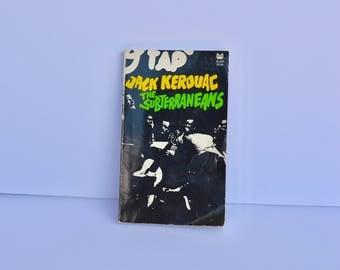 The Subterraneans Jack Kerouac paperback 1981