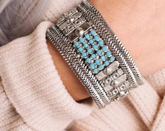 Boho Cuff Bracelet - WOW