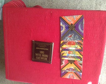 Russian Gypsy Fortune Telling Cards. 1991 Edition