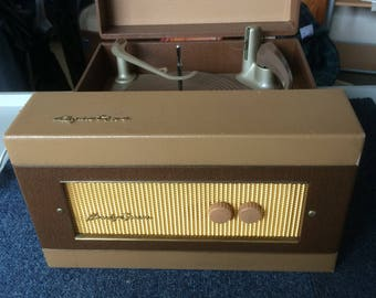 Regentone Handygram portable record player