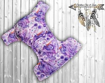 Purple Unicorn 2.0 layer
