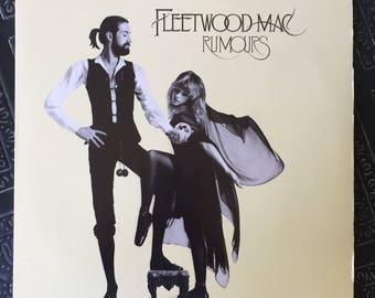 Fleetwood Mac Rumours Vintage Vinyl LP