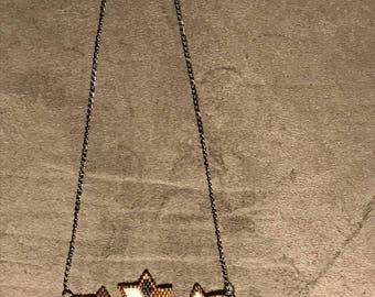 Miyuki beads fashion necklace