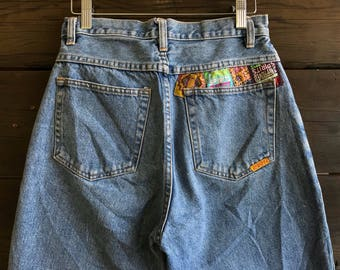 Vintage 80s/90s Jordache High-Waisted Jeans