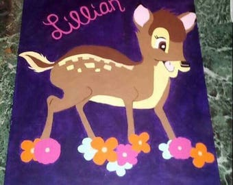 Custom bambi