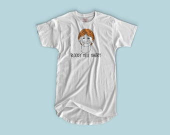 Bloody hell Harry • T-shirt / / PREORDER