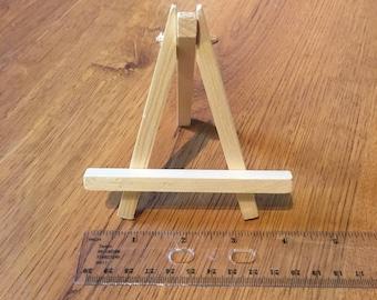 Natural Wood - Small Display Easel