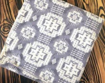 Geometric /Aztec design