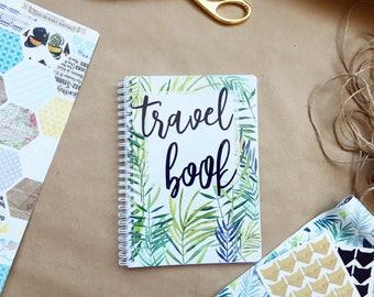 Travel Journal , Travel Book