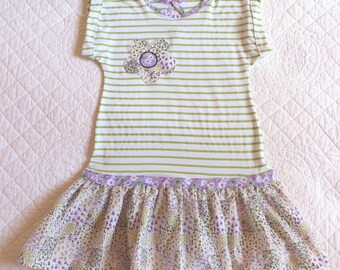 dress child size low flower