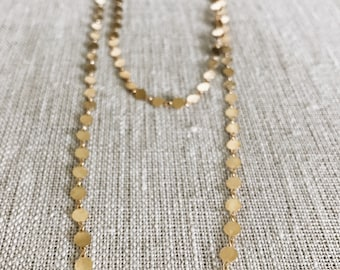 GIA necklace-20""