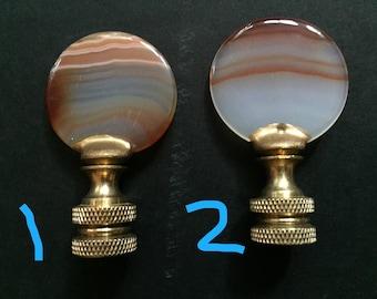 Vintage Glass Finials