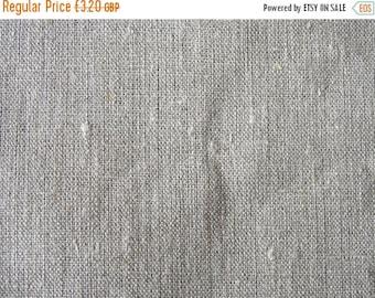 100% Natural Linen, 150 cm wide - long quarter
