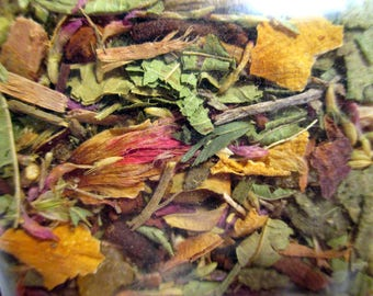 Ostara Incense -  To Welcome the Spring - Spring Equinox Herbs - Magical, Spiritual, Metaphysical - Dee's Transformational Healing