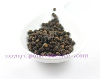 black pepper from SARAWAK