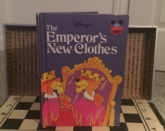 The Emperor's New Clothes, Vintage Book