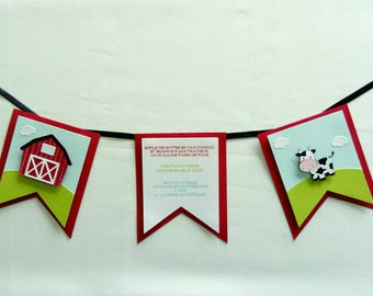 announcement or invitation closed theme banner