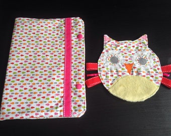 Pocket diaper and toy set
