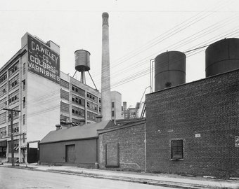 New York , Queens , Long Island City  10th Street Off 44th Road 1920's