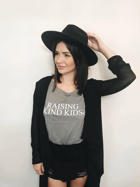 RAISING KIND KIDS Tee or Tank, Raising Kind Kids, Kind Kids, Kind, Be Kind, Kind Tshirts, Kindness Tee, Kindness Tshirts, Kindness Tees