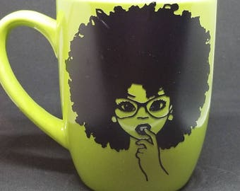 Coffee Mug Beauty & Brains Coffee/Tea Mug