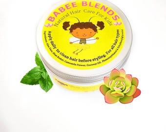 Natural Hair Cream For Kids