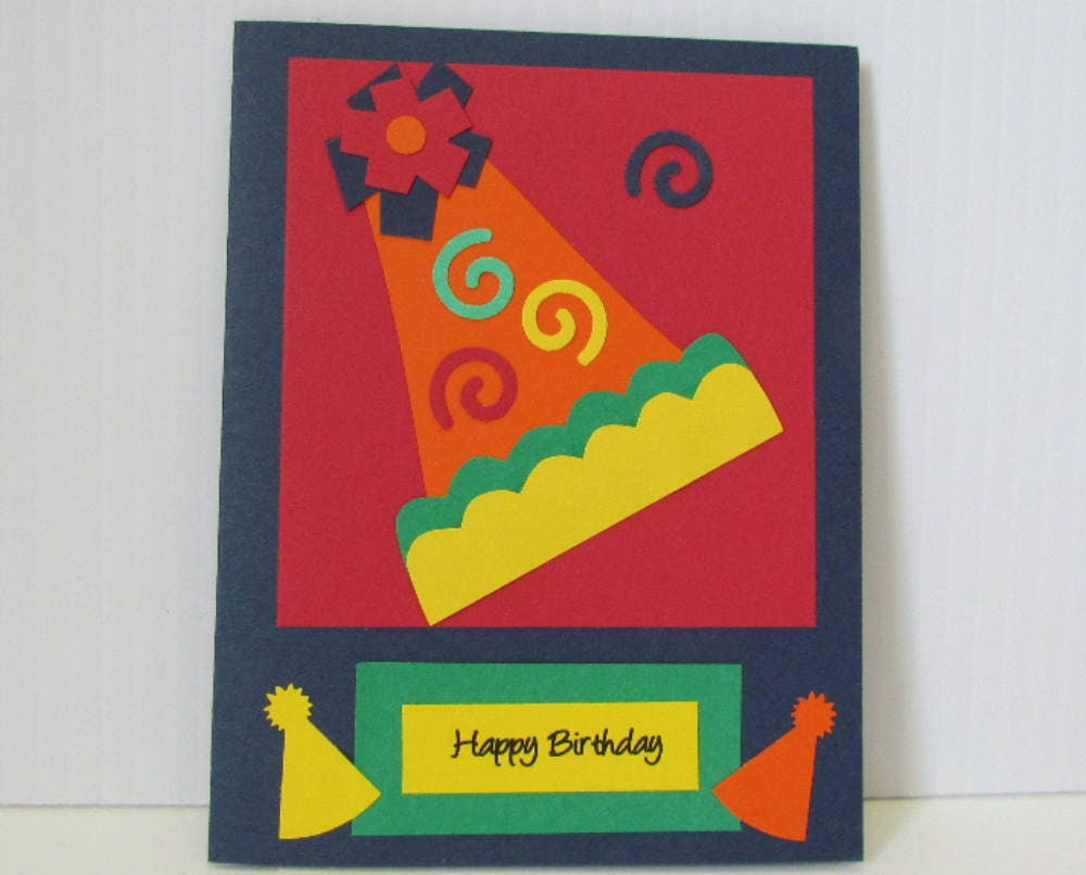 Birthday Card Sale Handmade Birthday Card Birthday Greeting