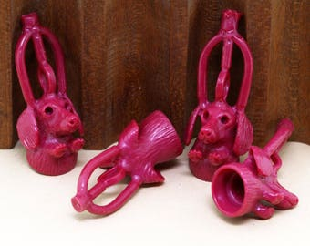 Wax Weiner Dog Urn Top for Investment Casting, Weiner Dog Jewelry, Casting Tools, Jewelry Making Tool, Casting Equipment, Tools for Casting
