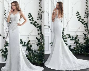 Blanca - Mermaid Wedding Dress