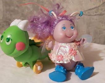 Vintage 1985 Blinkins LJN Toys