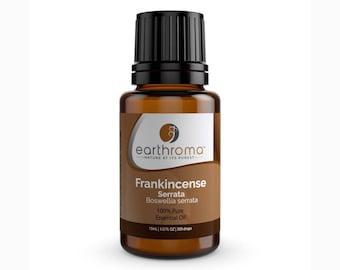 Frankincense Serrata Essential Oil 5 mL, 10 mL, 30 mL | 100% Pure Therapeutic Grade