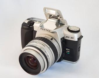 Pentax MZ-30 Film SLR with AF Zoom Lens