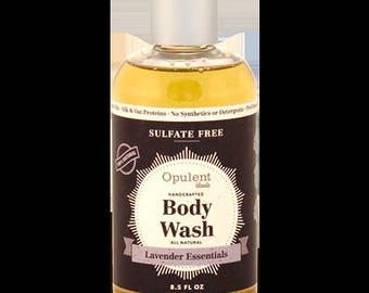 Natural Body Wash - Lavender