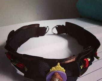 Beauty and the beast collar