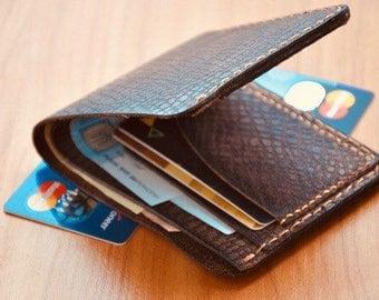 Leather Wallet - Men's Wallet
