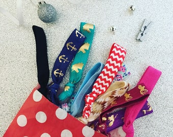 Stocking filler | surprise bag of hair ties / wristbands | Christmas | gifts for girls