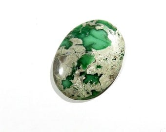 41Cts Variscite Cabochon Oval Gemstones Loose Calibrated Size Gems Top AAA Quality Natural Variscite Gemstone For Jewelry Making 41X31X5mm
