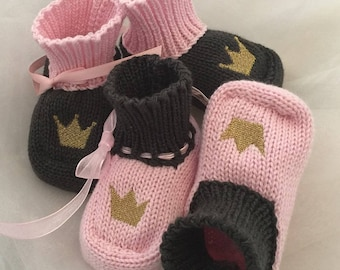 "Baby Shoes ""Princess"""