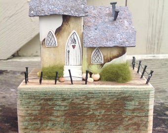 The Vicarage...driftwood cottage