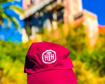 Tower of Terror Dad Hat
