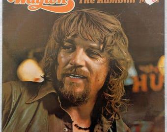 Waylon The Ramblin' Man - Waylon Jennings - 1974 - Vinyl - Still Factory Sealed - APL1-0734