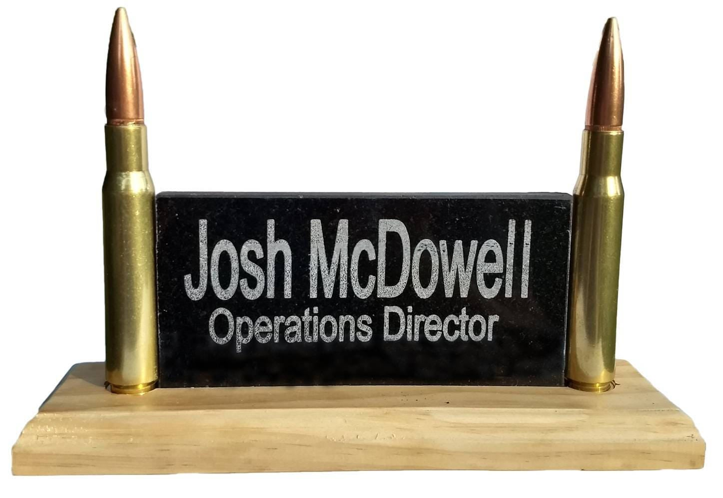 Military Desk Name Plates Hostgarcia