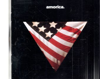 The Black Crowes - Amorica - 1994 - CD - Cencored Cover