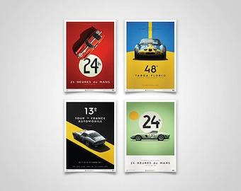 Ferrari 250 GTO Posters